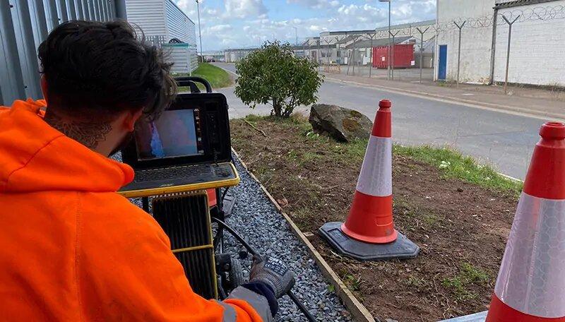CCTV Drain Survey Service Southampton