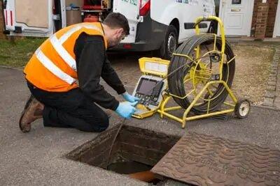 Southampton CCTV Drainage Survey