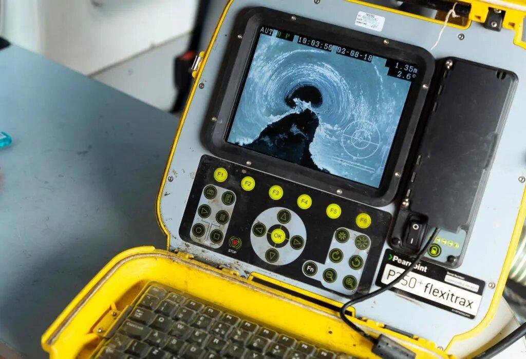 CCTV drain survey Southampton