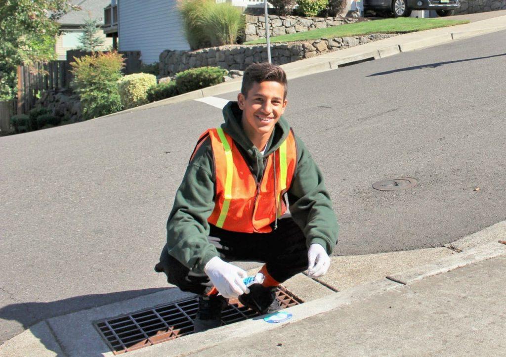 drainage service